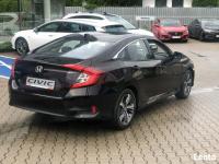Honda Civic Przedłużona 1 rok gwarancja 1.5 MT Turbo Elegance Kraków - zdjęcie 1