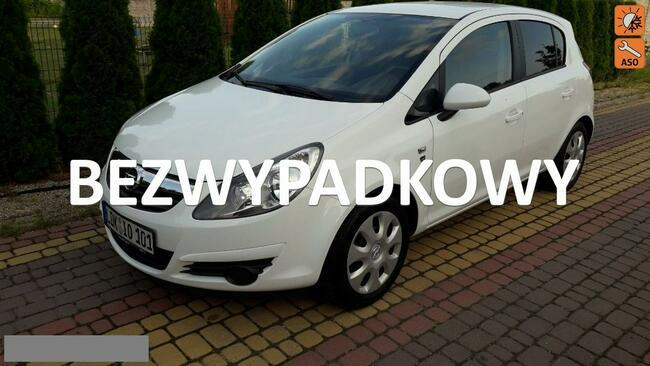 Opel Corsa 1,4 16v klimatyzacja bez wypadkowa z Niemiec opłacona Szczytniki nad Kaczawą - zdjęcie 1