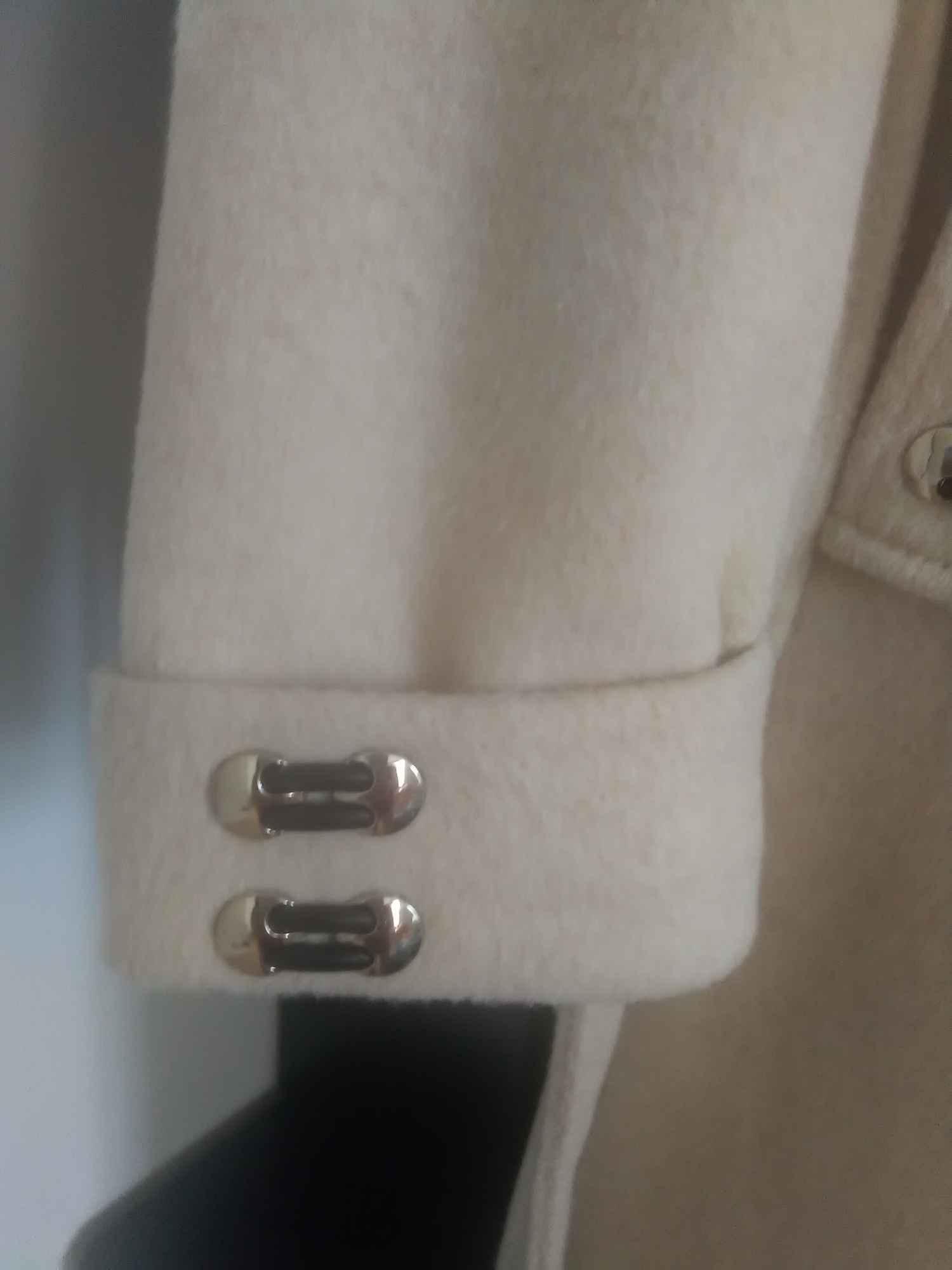 Piękny płaszcz damski Nysa - zdjęcie 3