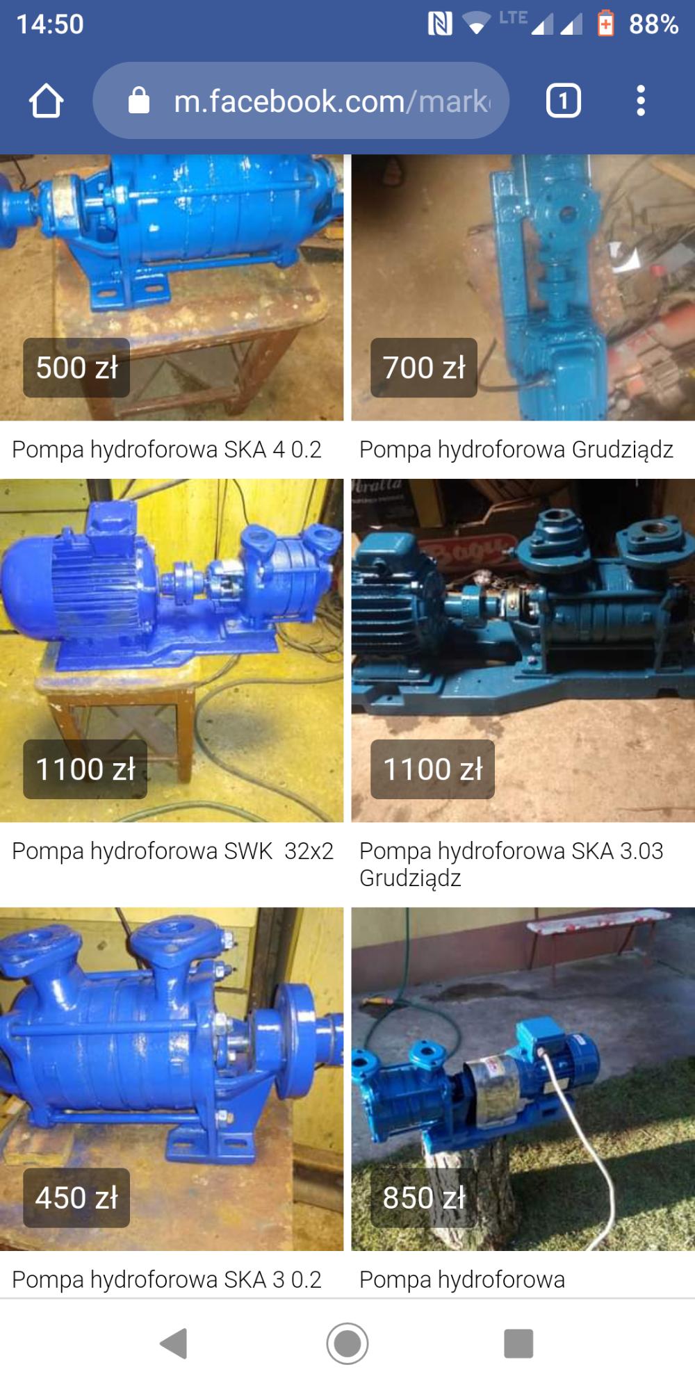 Pompa hydroforowa Brzozów - zdjęcie 1