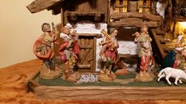 Szopka stajenka Bożonarodzeniowa Żywiec - zdjęcie 3