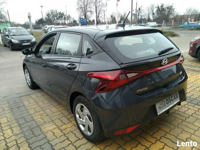 Hyundai i20 classic plus z czujnikami cofania - wyprzedaż 2020 Ostrołęka - zdjęcie 3