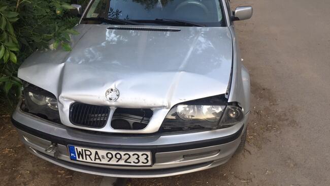 Sprzedam BMW e46 USZKODZONE Radom - zdjęcie 3
