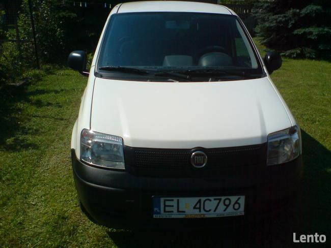 Fiat Panda II Zgierz - zdjęcie 1