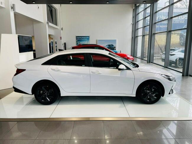 Hyundai Elantra Nowa 1.6 MPI 6MT SMART Łódź - zdjęcie 5