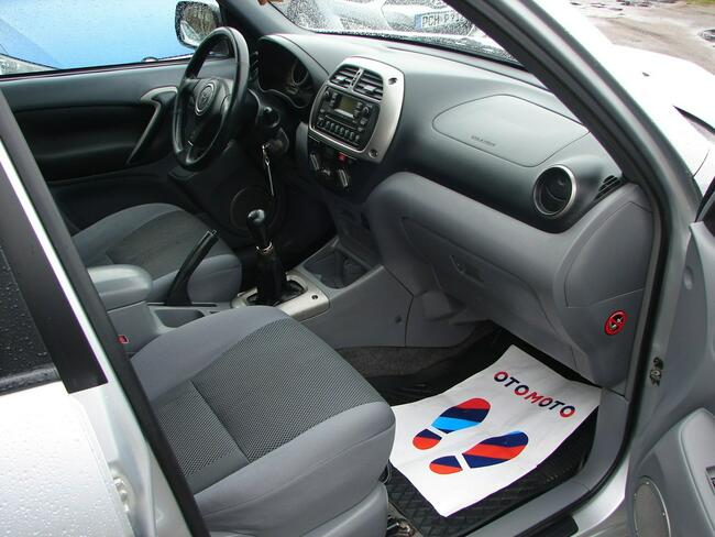 Toyota RAV-4 2.0 D4D 115 KM 4X4 Klima Piła - zdjęcie 11