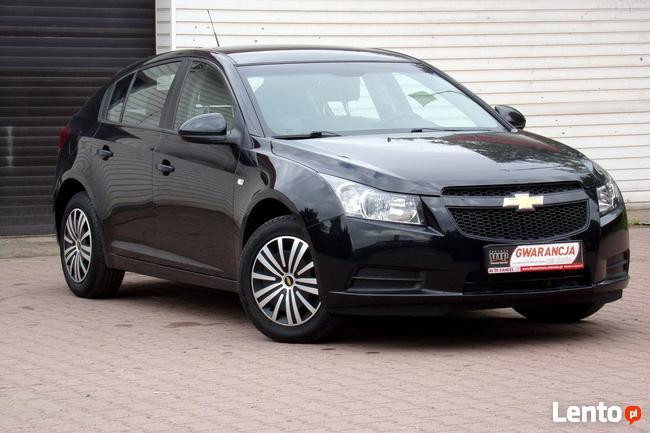 Chevrolet Cruze Klimatyzacja / Gwarancja / 1,6 / 124KM / 2011r Mikołów - zdjęcie 5