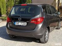 Opel Meriva 1.4T 2011r, Bogata Opcja, Przebieg 120tys, Półskóra, Chrom Radom - zdjęcie 4