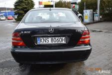 Mercedes W220  320 CDI - SALON POLSKA, KLIMA,XENNON,SKÓRY, NAVI Nowy Sącz - zdjęcie 7