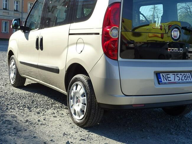Fiat Doblo Benzyna Zarejestrowany Ubezpieczony Elbląg - zdjęcie 10