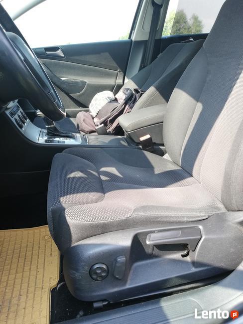 VW Passat B6 2.0 TDI CR 140 KM 2009r Bełchatów - zdjęcie 7