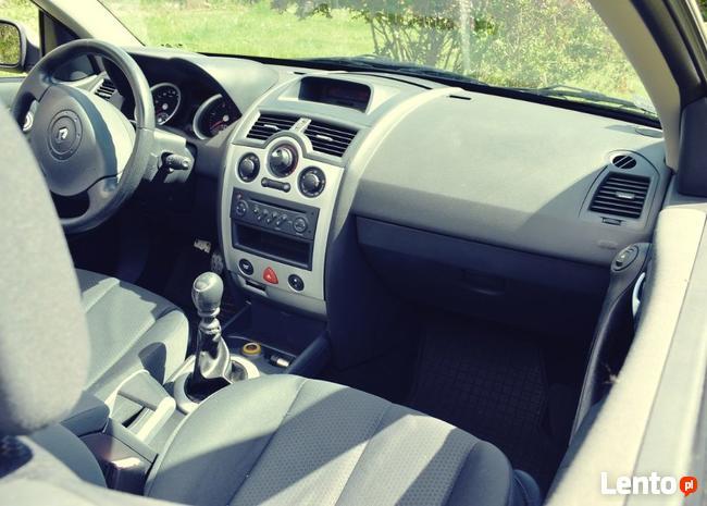 Renault Megane II Cabrio CENA DO NEGOCJACJI Wałcz - zdjęcie 5