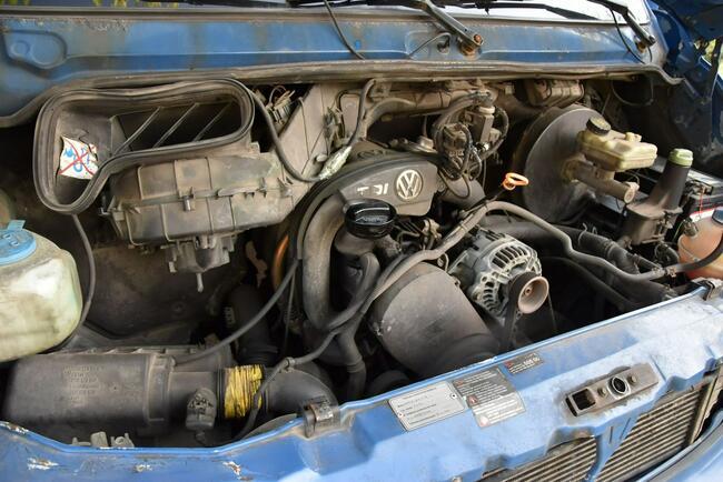 Volkswagen LT 46 2.5TDi 102KM 1999r. AUTOBUS 26 Osób OKAZJA Kampinos - zdjęcie 10