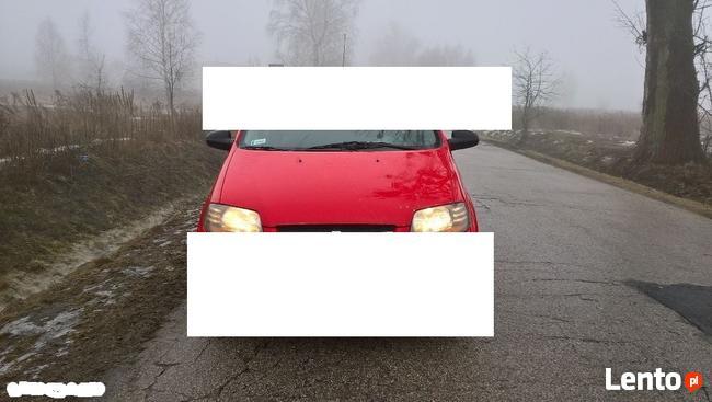 pokrywa silnika od Chevrolet Aveo T200 2006r Warszawa - zdjęcie 1