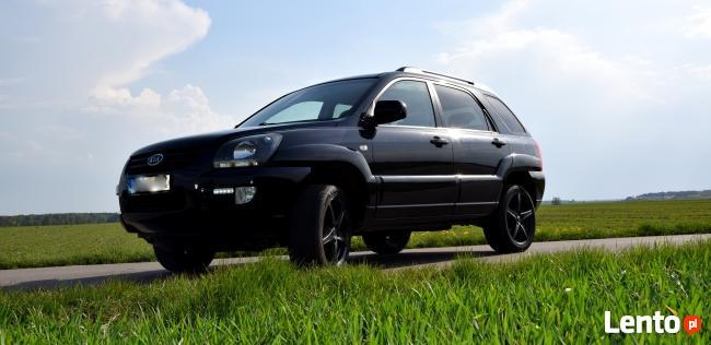 Kia Sportage 2.0 Benzyna 2008 Siedlce - zdjęcie 3