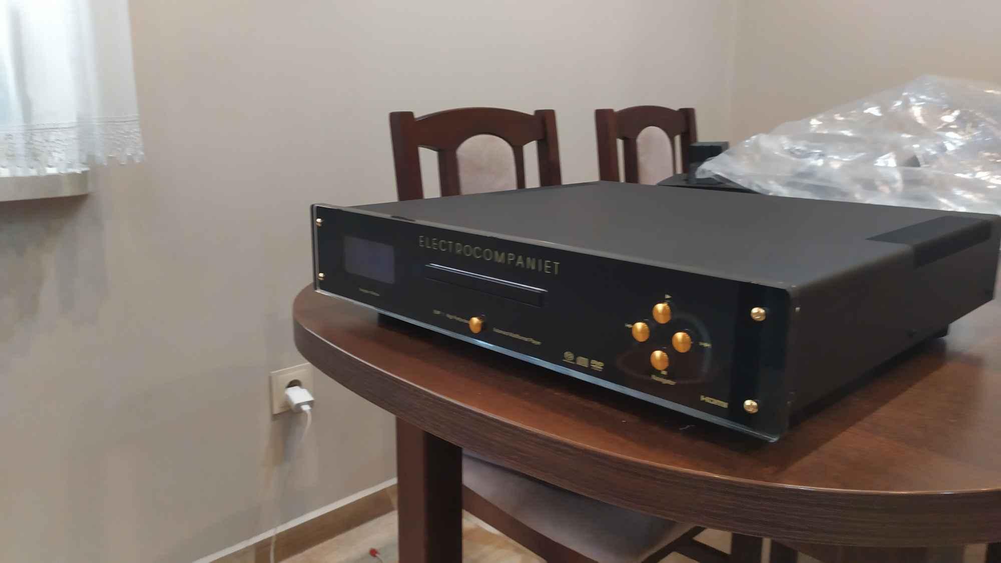 Electrocompaniet EMP1.CD SACD, MP3. Multiplayer.Unikalne urządzenie. Kazimierza Wielka - zdjęcie 3