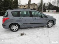 Peugeot 308 SW Stan Bardzo dobry ! 8 kół serw. ASO Peugeot !!! Grodzisk Mazowiecki - zdjęcie 8
