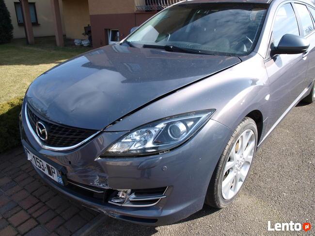 Mazda 6 Kombi 2.0 TDi Exklusive pełne wyposażenie 2009r Kalisz - zdjęcie 5