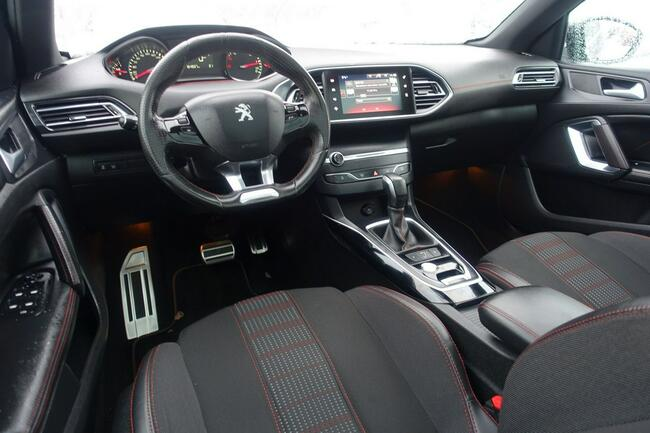 Peugeot 308 F-ra Vat 23% GT LINE Full Led Panorama Bezwypadkowy Warszawa - zdjęcie 10