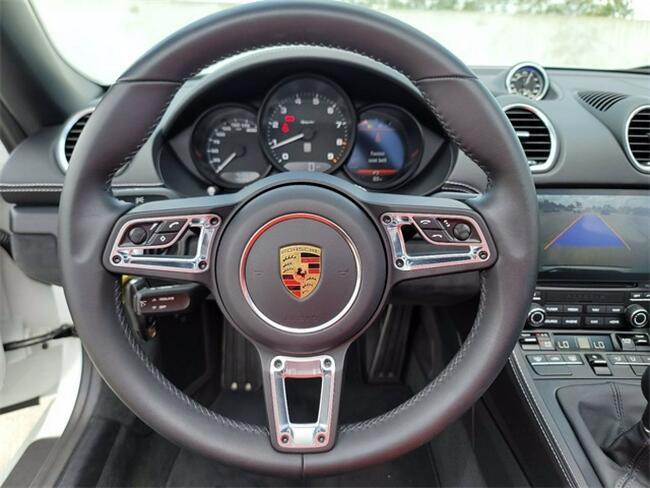 2020 Porsche 718 Spyder 4.0 V6 414KM Mikołów - zdjęcie 4