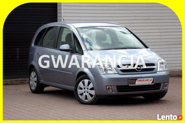 Opel Meriva Klimatyzacja / Gwarancja  / 1,6 / 100KM / 2005r Mikołów - zdjęcie 1