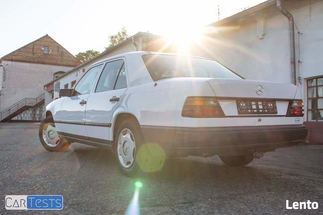 Mercedes w124 super stan!!! Gorzów Wielkopolski - zdjęcie 1