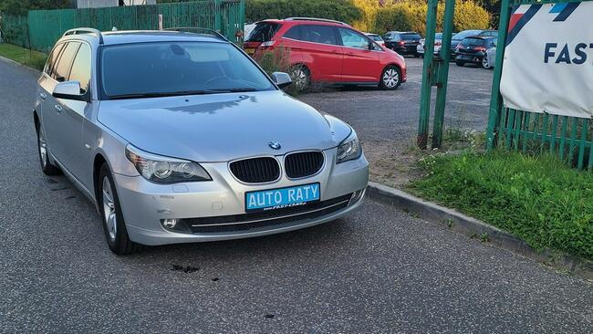 BMW 520 na prywatne raty od 1000 bez BIK KRD Kraków - zdjęcie 4