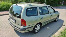 Renault Megane Salon 1.6 Benzyna GAZ Klima Jeżdżący Błonie - zdjęcie 6