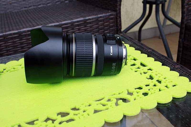 Obiektyw Canon EF-S 17-55mm f/2,8 IS USM+osłona Bogaczewo - zdjęcie 2