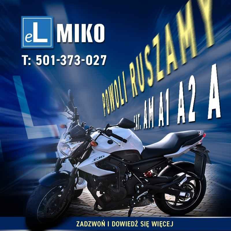 Prawo jazdy kat. B.- > MOTOCYKL Kalisz - zdjęcie 1