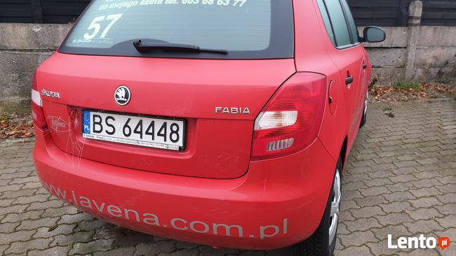 Skoda Fabia BS 64448 - 2013 r. Suwałki - zdjęcie 1