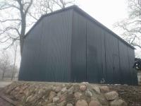 Garaże blaszane, blaszaki, schowki budowlane, kojce,wiaty, hale. Szczecin - zdjęcie 2