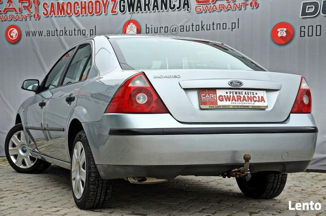 Ford Mondeo 2,0 TDCi Raty Zamiana Gwarancja Opłacony Kutno - zdjęcie 6