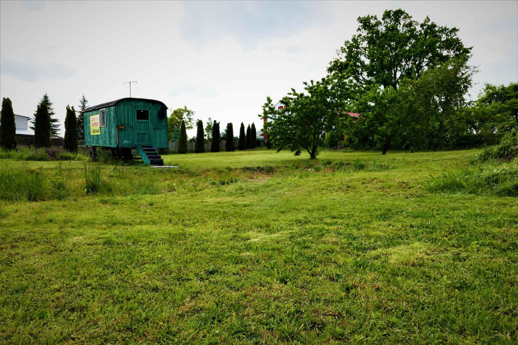 Atrakcyjna działka o powierzchni 1273m2 w Wilkowyi w pobliżu Kłecka. Wilkowyja - zdjęcie 4