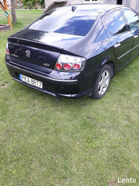 Peugeot 407 Lisków - zdjęcie 6