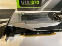 NVIDIA GeForce GTX 1070 Founders Edition 8GB GDDR5 Graphics Card GPU Bemowo - zdjęcie 10