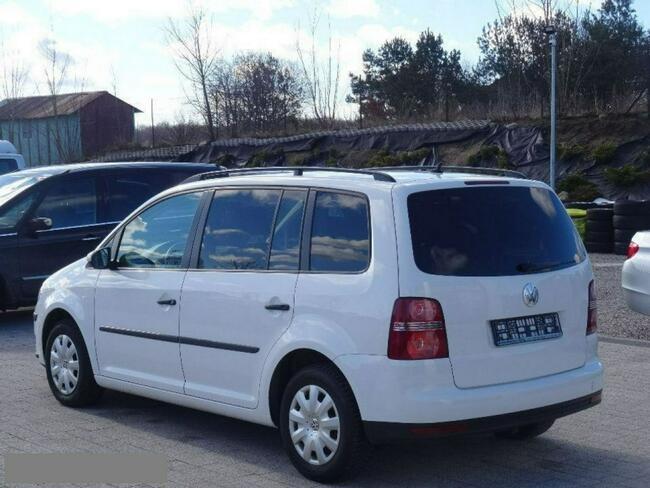 Volkswagen Touran 1.4TSI 140KM Serwis Bezwypadkowy Szyberdach Opłacony Kościerzyna - zdjęcie 7