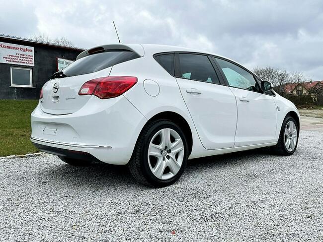 Opel Astra 1.6 Benz. 116KM z Niemiec, Biała, Lift 2013! Strzegom - zdjęcie 8