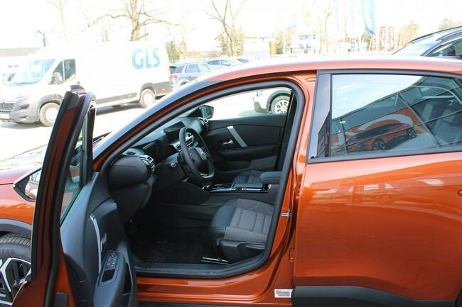 Citroen C4 130 EAT8 Feel Pack ADML Grzane fotele Piotrków Trybunalski - zdjęcie 6