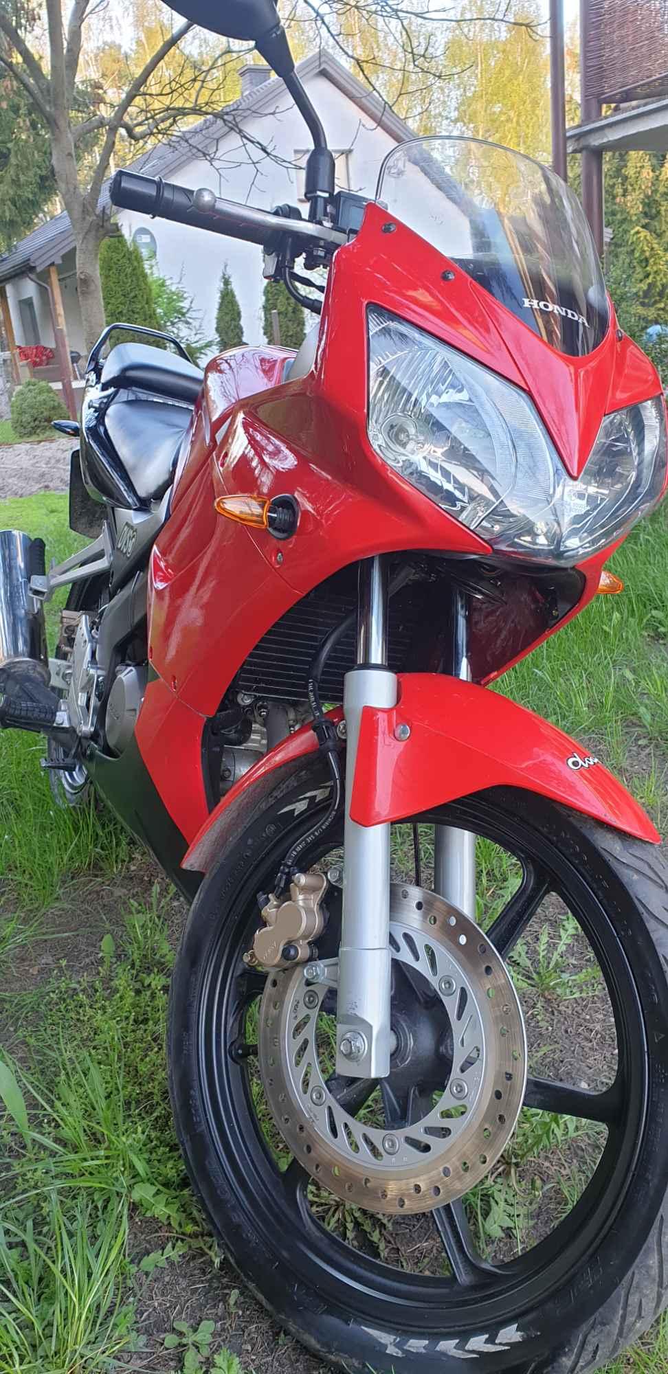 Honda Cbr 125r Barchów - zdjęcie 4