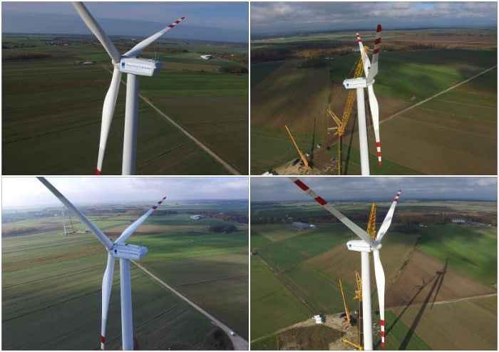 Inwestycja w Elektrownie wiatrowe Kielce - zdjęcie 1