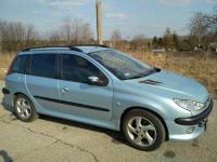 Peugeot 206SW doinwestowany bez DWUMASY Sosnowiec - zdjęcie 1