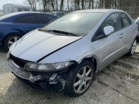 Honda Civic 2.2 CDTI 140km niski przebieg Pleszew - zdjęcie 5