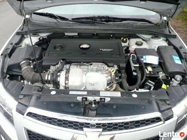 Chevrolet Cruze 2.0 163 KM, 150 tyś km opłaty navi Turek - zdjęcie 7