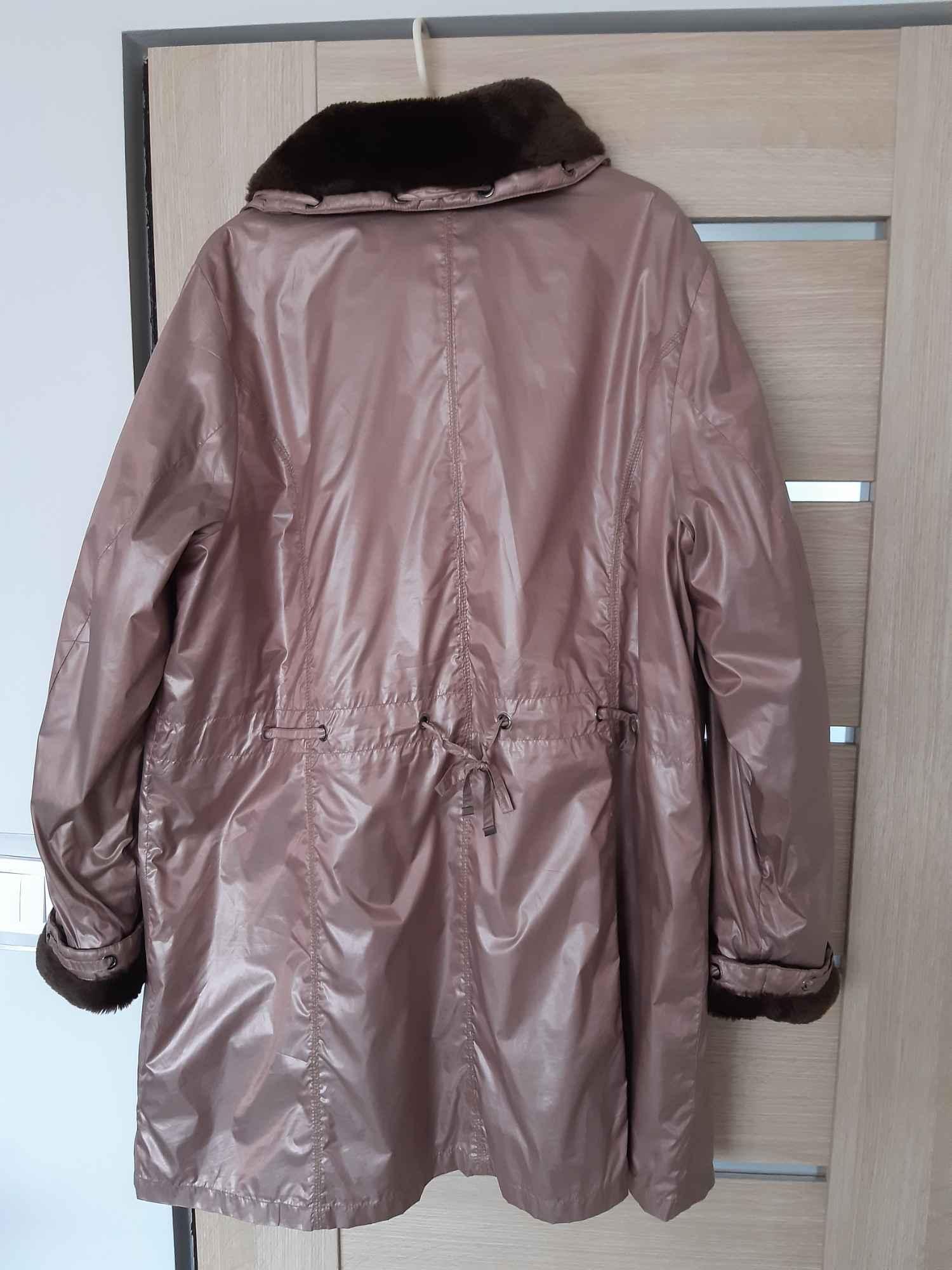 Sprzedam kurtkę zimową duży rozmiar damską Skierniewice - zdjęcie 3