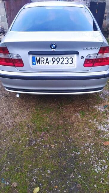 Sprzedam BMW e46 USZKODZONE Radom - zdjęcie 2