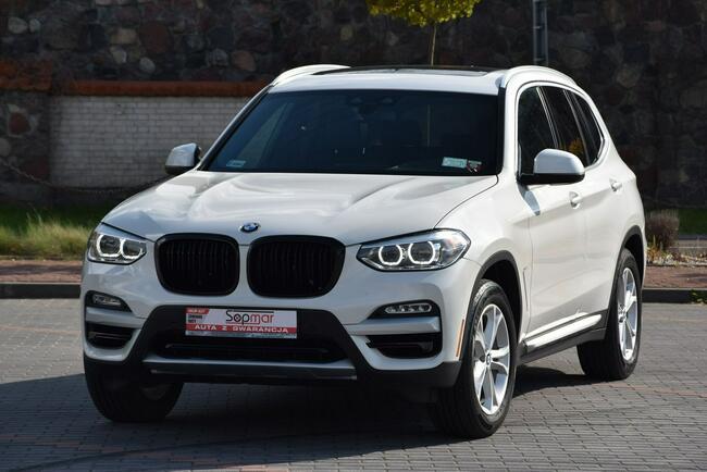 BMW X3 SDrive30i 252KM 2018r. X-line Kamera 3xklima NAVi Panorama Kampinos - zdjęcie 2