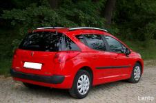 Peugeot 207 SW 1,4 benzyna 95 KM, Perełka, perfekcyjny stan !!! Roztoka - zdjęcie 2