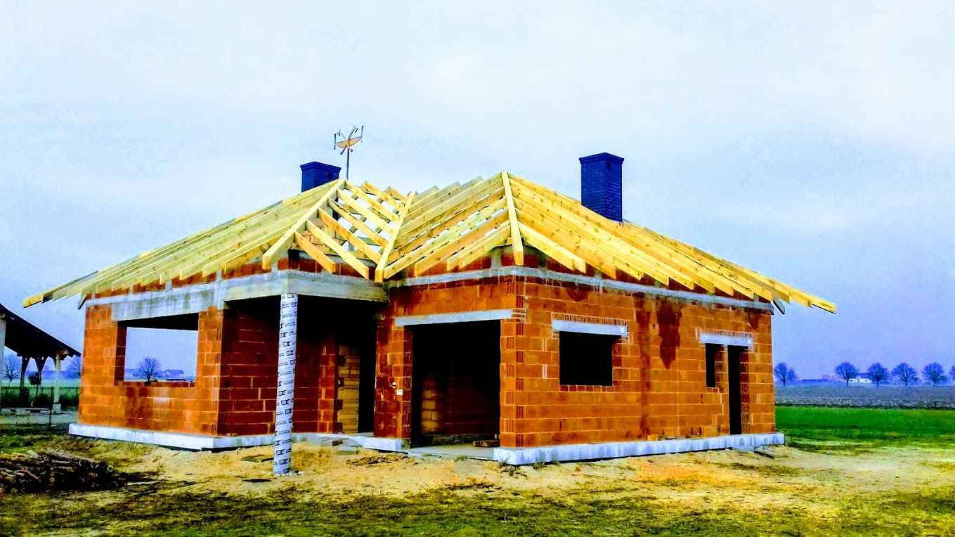 #Budowa#Domów#Garaży#Doceplenie budynków# Kalisz - zdjęcie 1