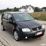 Volkswagen Touran 1.9Tdi*105KM*7 Osób*BKC*Gwarancja*PL-Rej.Rata 295zł Śrem - zdjęcie 5